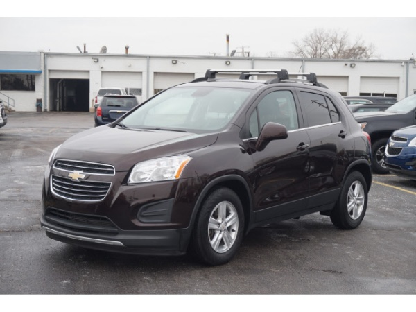 2016 Chevrolet Trax in Wayne, MI