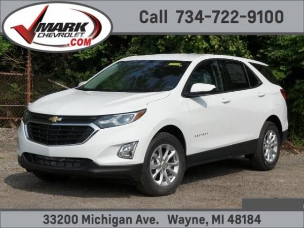 2020 Chevrolet Equinox in Wayne, MI