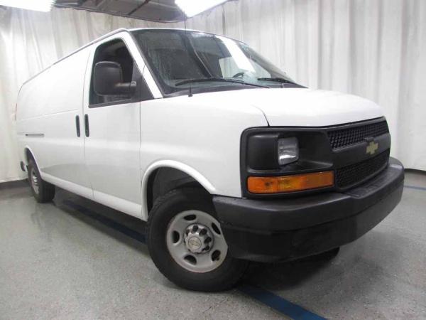 2014 Chevrolet Express Cargo Van 3500