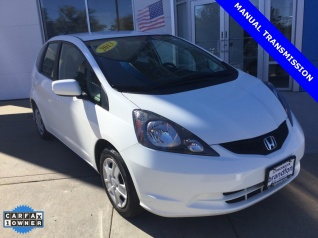 2013 honda fit manual transmission