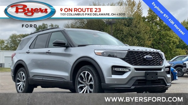 2020 Ford Explorer in Delaware, OH