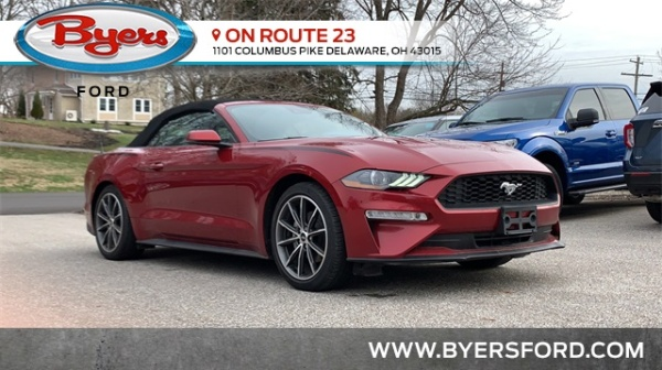 2019 Ford Mustang in Delaware, OH