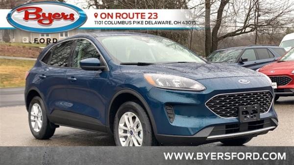 2020 Ford Escape in Delaware, OH