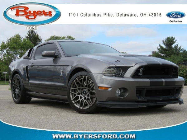 2014 Ford Mustang Shelby Gt500 Coupe For Sale In Delaware Oh Truecar