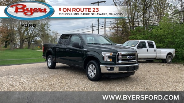 2016 Ford F-150 in Delaware, OH