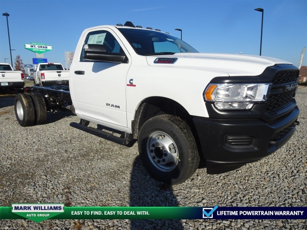 2019 Ram 3500 Chassis Cab in Mt Orab, OH