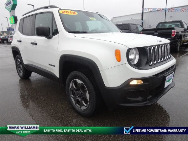 2018 Jeep Renegade in Mt Orab, OH