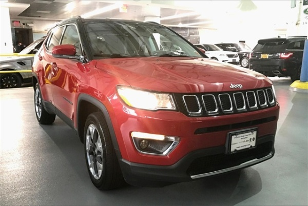 2017 Jeep Compass in New York, NY
