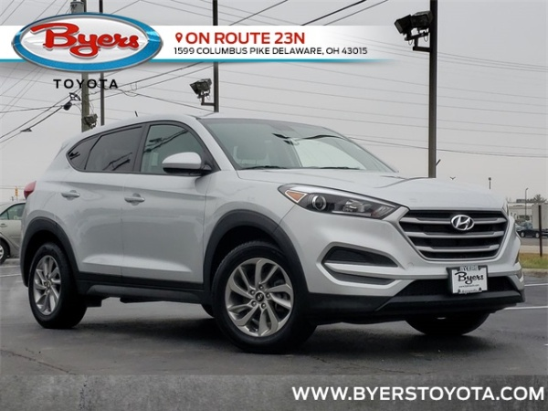 2017 Hyundai Tucson in Delaware, OH