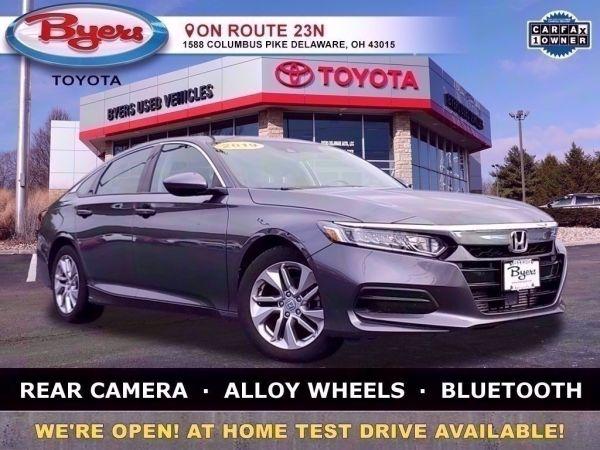 2019 Honda Accord in Delaware, OH
