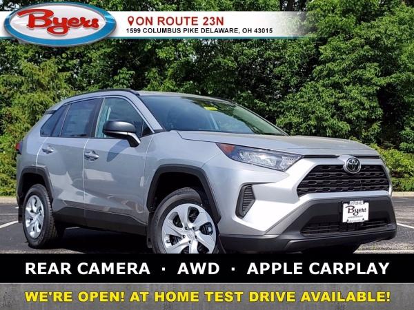 2020 Toyota RAV4 in Delaware, OH