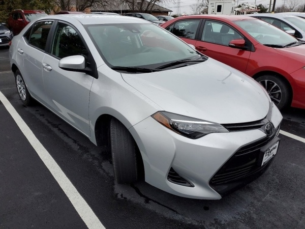 2018 Toyota Corolla in Delaware, OH