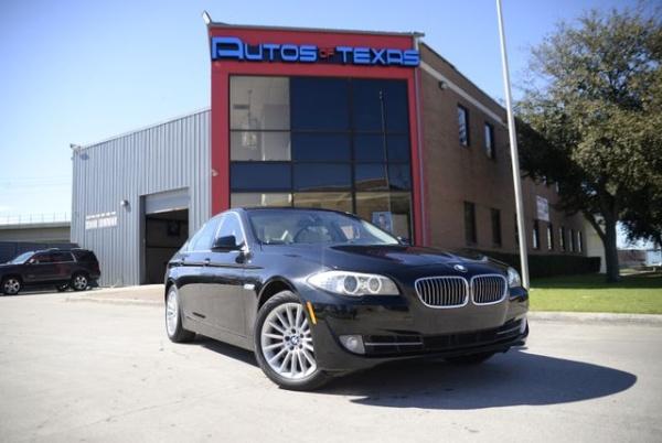 2012 BMW 5 Series in Carrollton, TX