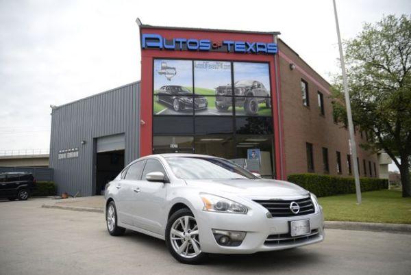 2015 Nissan Altima in Carrollton, TX