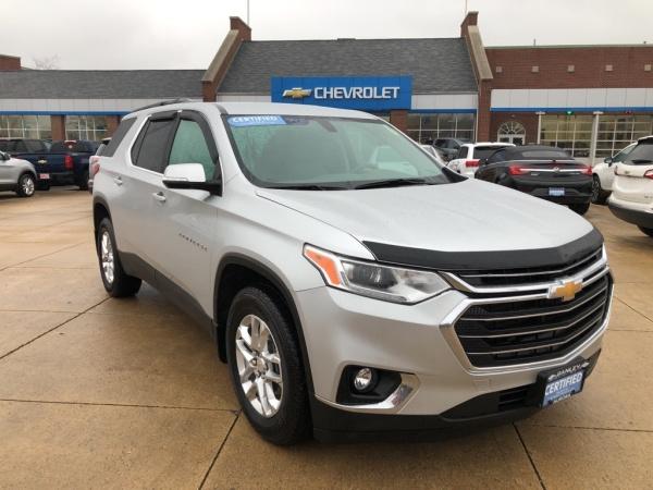 2019 Chevrolet Traverse in Aurora, OH