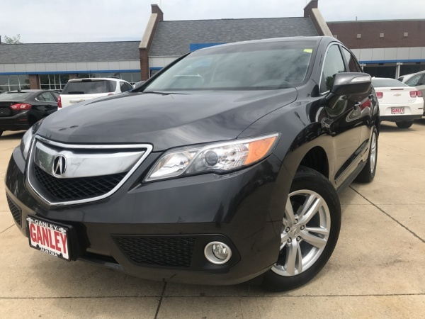 used acura rdx for sale in warren oh u s news world. Black Bedroom Furniture Sets. Home Design Ideas