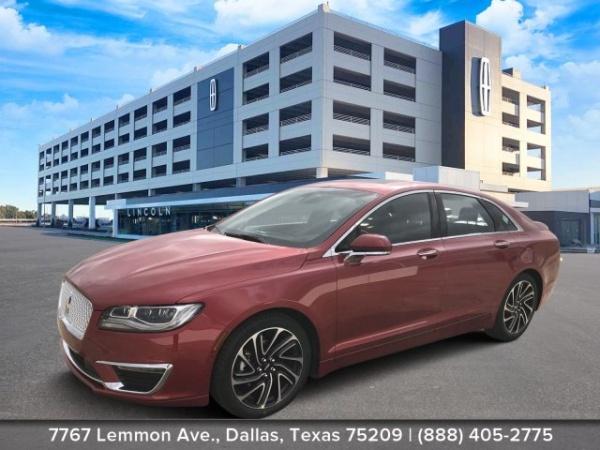 2020 Lincoln MKZ in Dallas, TX