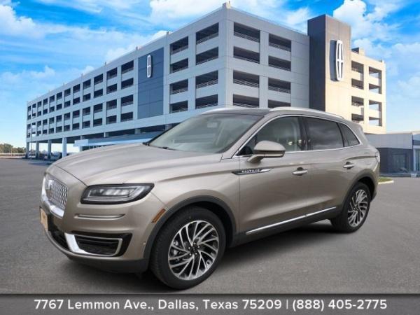 2020 Lincoln Nautilus in Dallas, TX