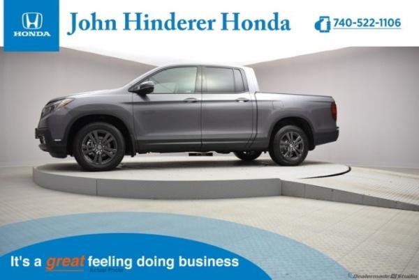 2020 Honda Ridgeline