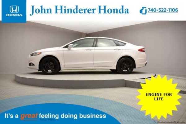 2016 Ford Fusion in Heath, OH