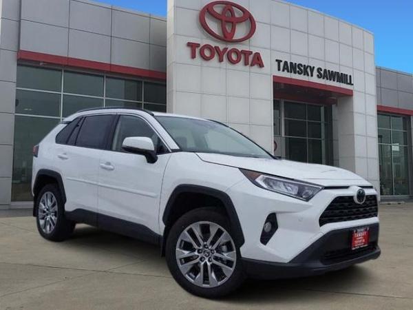 2020 Toyota RAV4 in Dublin, OH