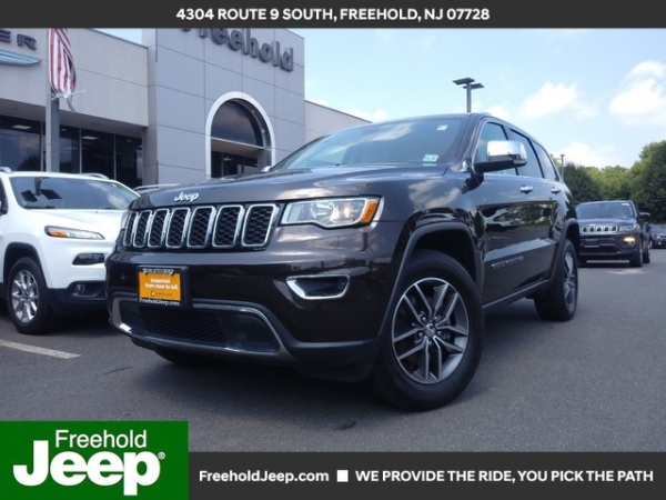 2017 Jeep Grand Cherokee in Freehold, NJ