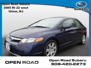 Used 2006 Honda Civic LX Sedan Automatic For Sale In Union, NJ