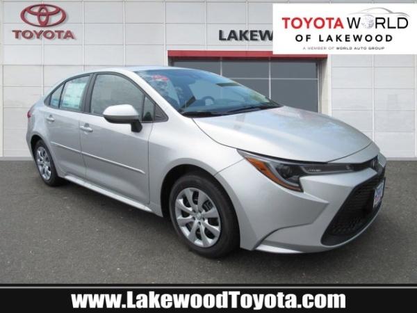 2020 Toyota Corolla in Lakewood, NJ