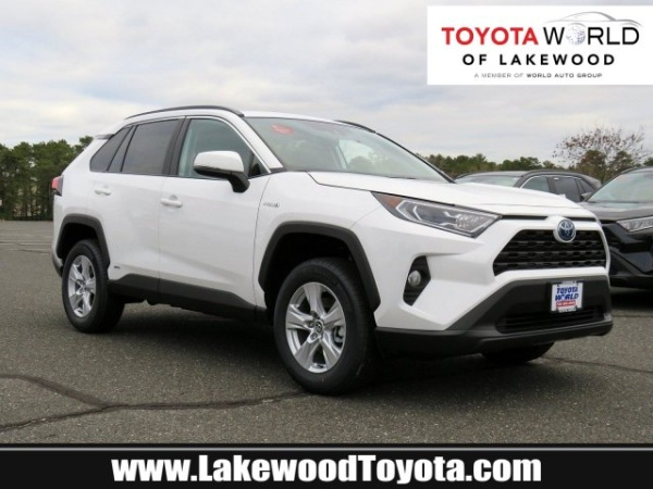 2020 Toyota RAV4 in Lakewood, NJ