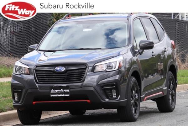 2020 Subaru Forester in Gaithersburg, MD