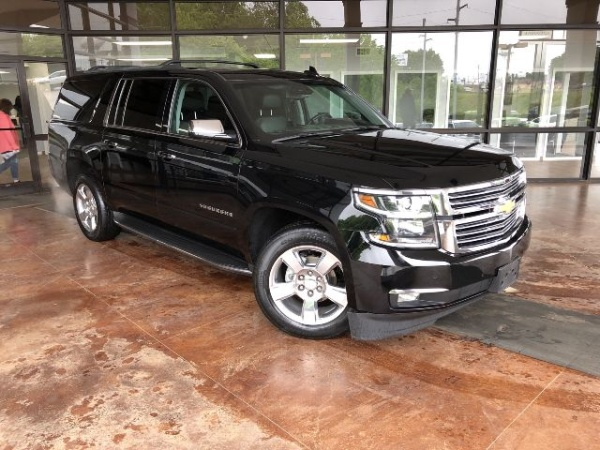 2017 Chevrolet Suburban in Shelby, NC