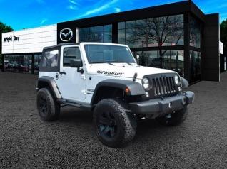 2017 Jeep Wrangler Sport For In Bay S Ny