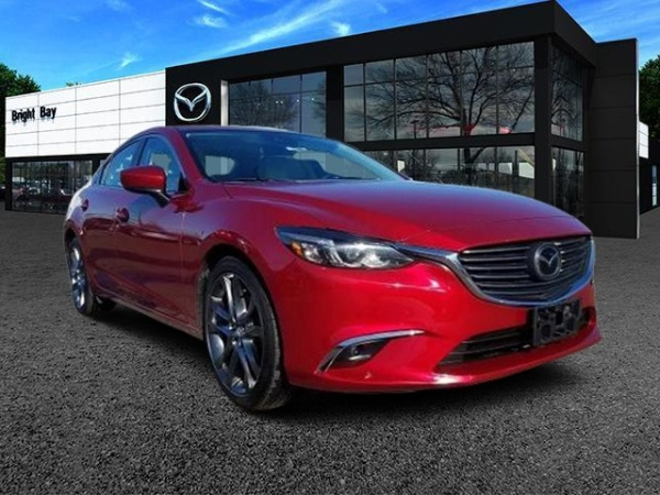 2017 Mazda Mazda6 in Bay Shore, NY