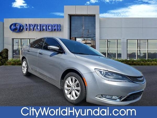 2015 Chrysler 200 in Bronx, NY
