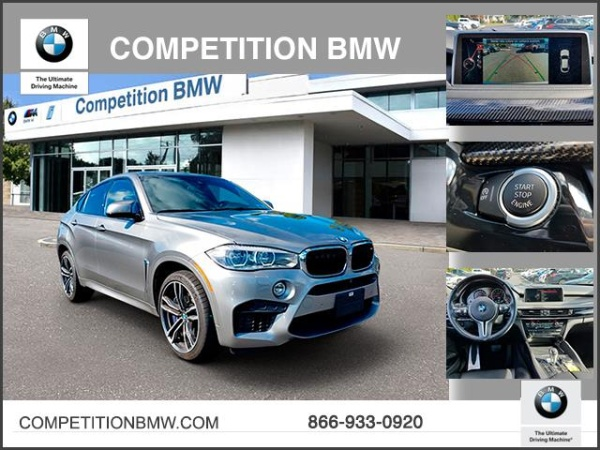 2016 Bmw X6 M Sports Activity Coupe For Sale In Saint James Ny