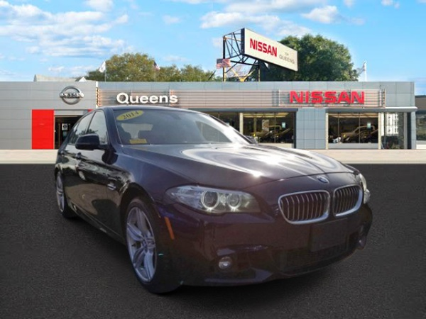 2014 BMW 5 Series in Ozone Park, NY