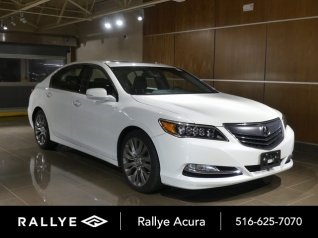2017 Acura Rlx Fwd With Technology Package For In Roslyn Ny