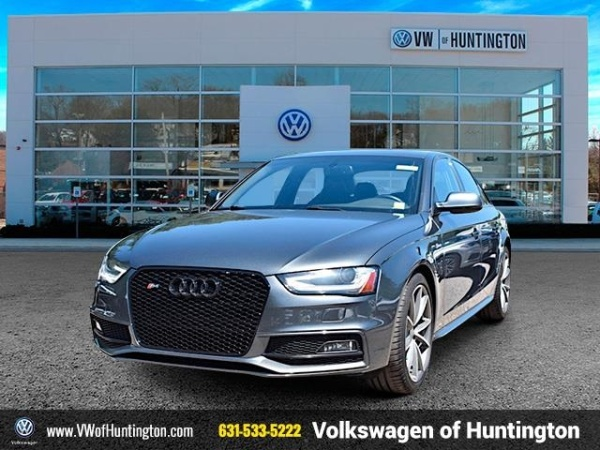 Audi Of Huntington >> 2016 Audi S4 Premium Plus Sedan S Tronic For Sale In