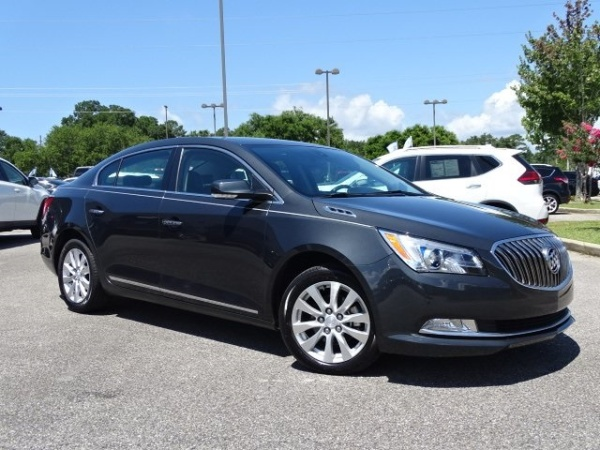 used buick lacrosse for sale in daphne al u s news world report. Black Bedroom Furniture Sets. Home Design Ideas