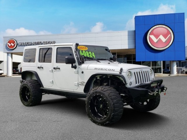 2015 Jeep Wrangler in Flowood, MS