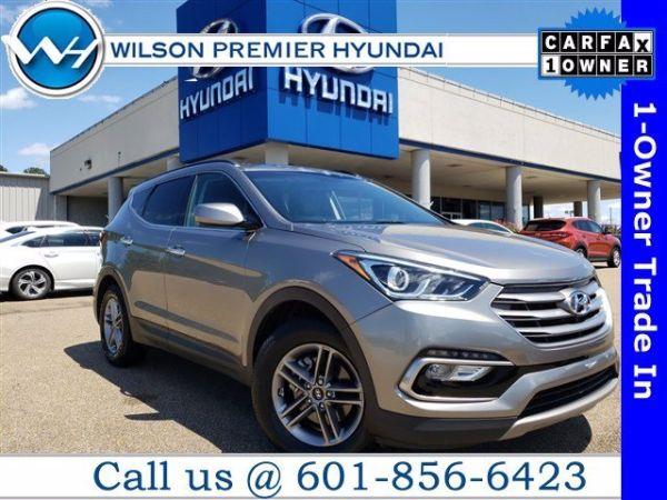 2017 Hyundai Santa Fe Sport in Ridgeland, MS