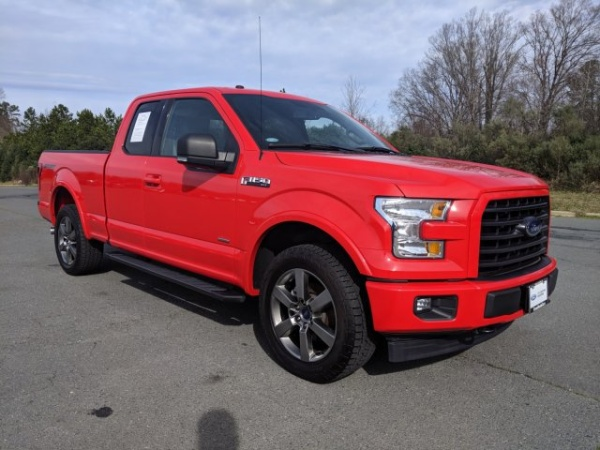 2017 Ford F-150 in Indian Trail, NC