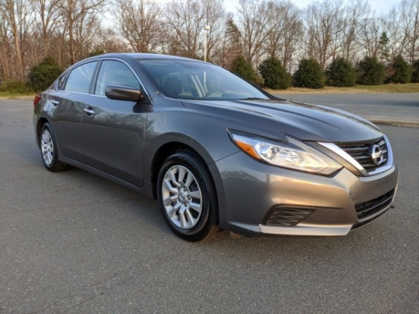 2016 Nissan Altima in Indian Trail, NC