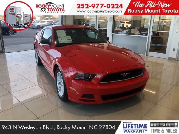 2014 Ford Mustang in Rocky Mount, NC