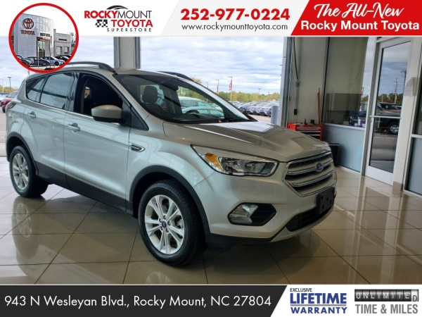 2018 Ford Escape in Rocky Mount, NC