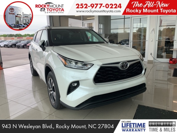 2020 Toyota Highlander in Rocky Mount, NC