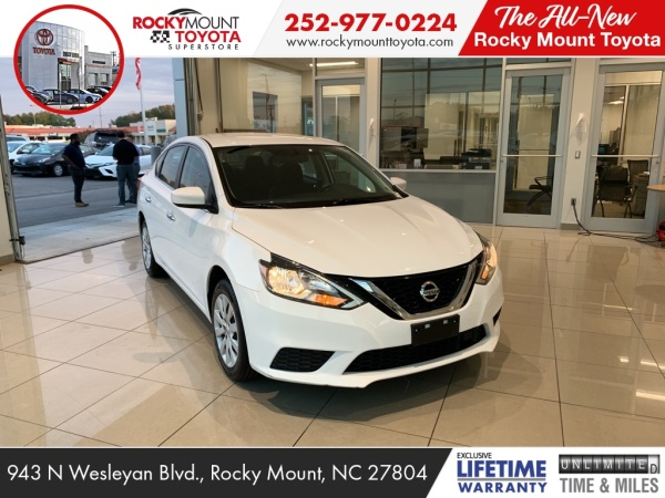 Nissan Greenville Nc >> Used Nissan Sentra For Sale In Greenville Nc 500 Cars From
