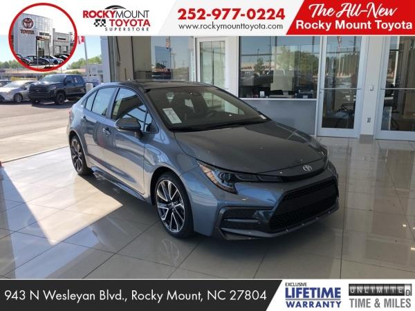 2020 Toyota Corolla in Rocky Mount, NC
