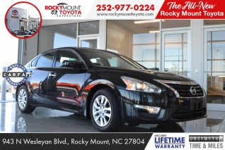 Used 2015 Nissan Altima 2.5 S For Sale In Rocky Mount, NC