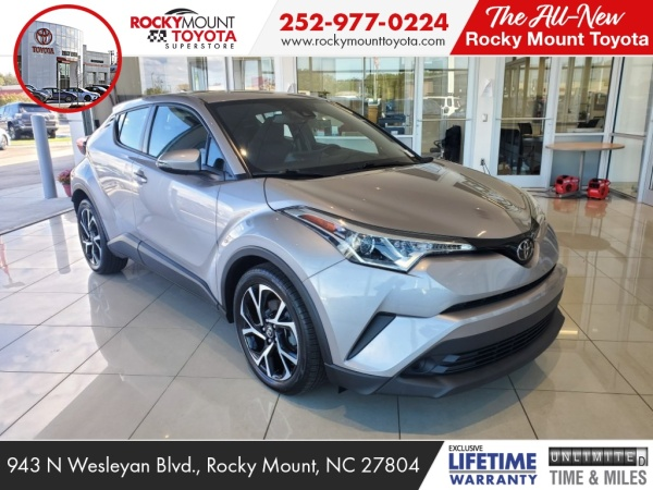 2018 Toyota C-HR in Rocky Mount, NC